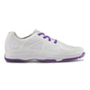 Zapato FootJoy Leisure White / Purple