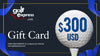 Gift Card Golf Express por $300 USD