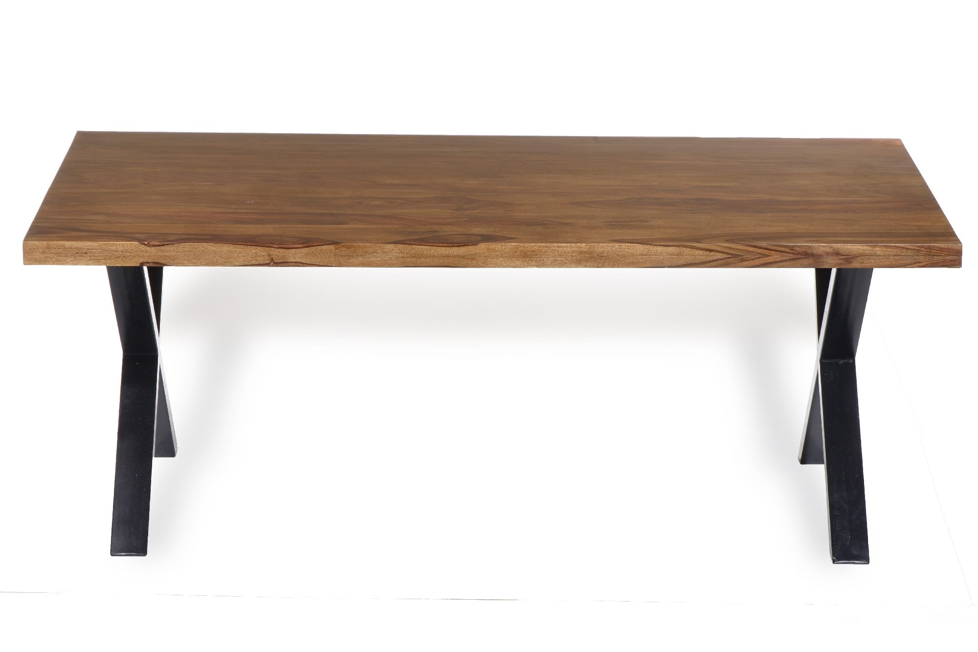 Regis Rosewood Dining Table - 75""