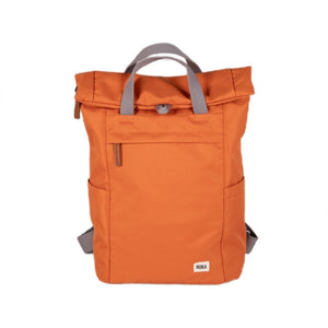 Roka London Sustainable Finchley Bag - Atomic Orange Medium (4581590728836)