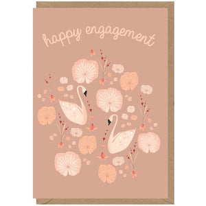 Elena Essex Happy Engagement Card (6085457248422)