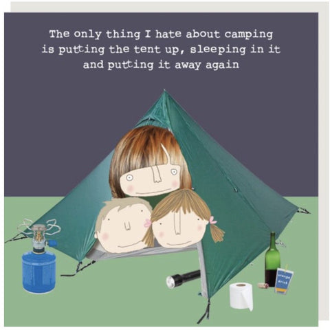 Rosie Made A Thing Camping Card (5820153757862)