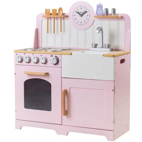 Country Play Kitchen - Pink (6076873244838)