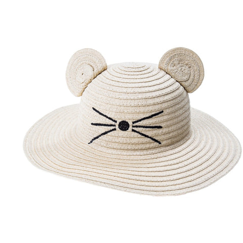 Rockahula Kids Little Mouse Floppy Sun Hat (5420172312742)