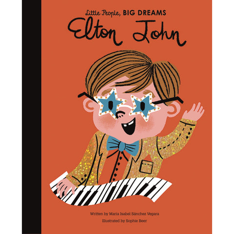 Little People Big Dreams - Elton John (6125570195622)