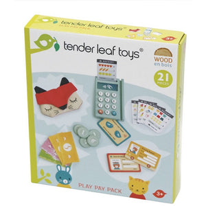 Tender Leaf Toys Play Pay Pack (5787679031462)