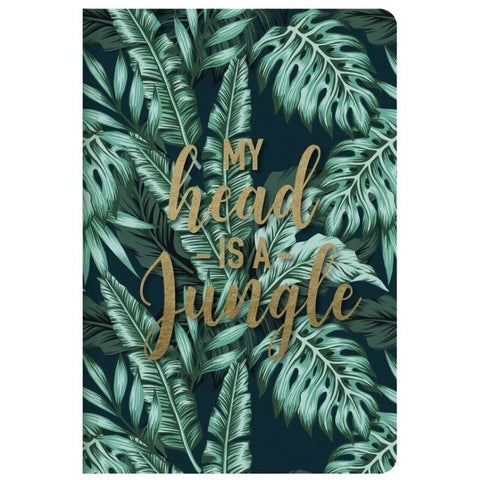 Jungle Mini Notebook (5859374039206)
