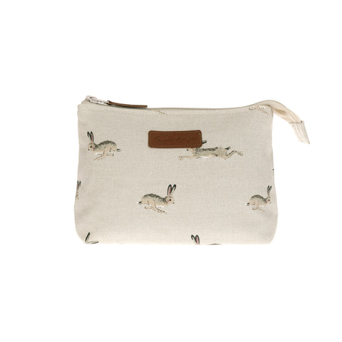 Sophie Allport Hare Makeup Bag (4556085067908)