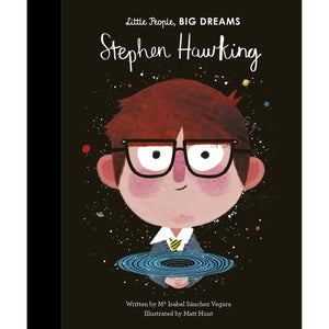 Little People Big Dreams - Stephen Hawking (6125560070310)