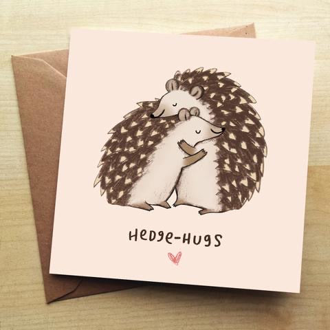 Sophie Corrigan Hedgehugs Card (4700920971396)