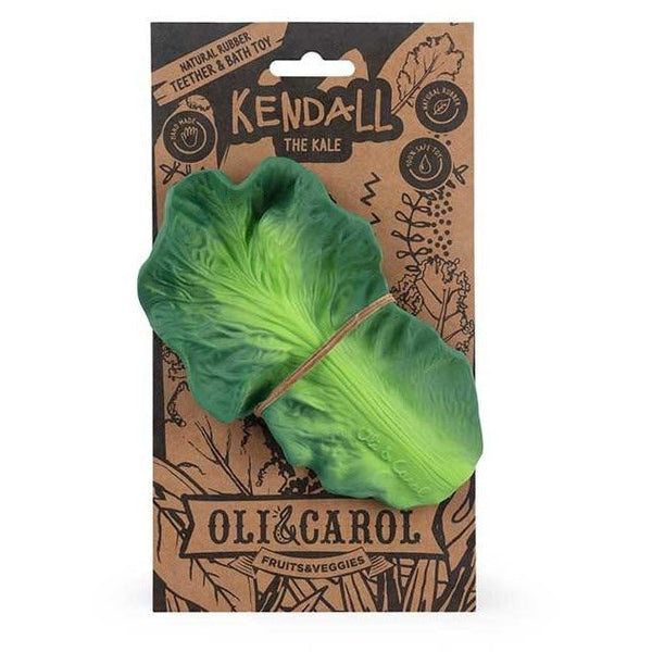 Oli and Carol Teether - Kendall the Kale (6151294550182)