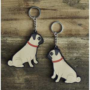 Sweet William Key Ring - Cockerpoo (5925272584358)