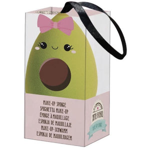 How cute is this little make up sponge? The packing makes it look like an avocado! (5859400155302)