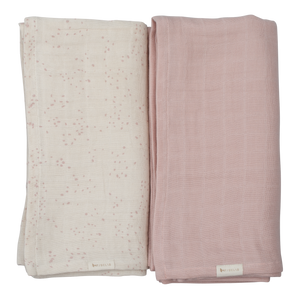 Fabelab Organic Swaddle Set - Autumn Mist (6069743386790)