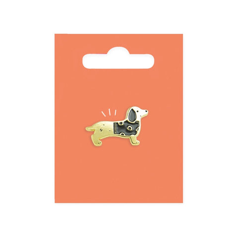 Sausage Dog Pin (4499228557444)
