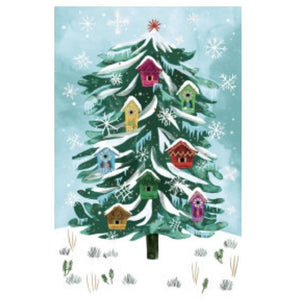 Christmas Conifer Card Pack (5943326113958)