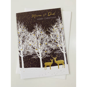 Sara Miller 'Mum and Dad' Christmas Card (4374129246340)