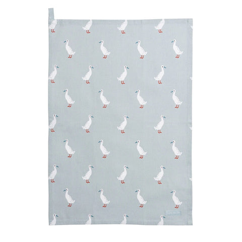 Sophie Allport Runner Duck Tea Towel (6125168623782)