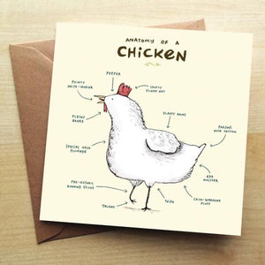 Sophie Corrigan Chicken Anatomy Card (4700870967428)