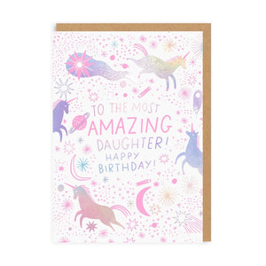 Amazing Daughter Card (4499230163076)