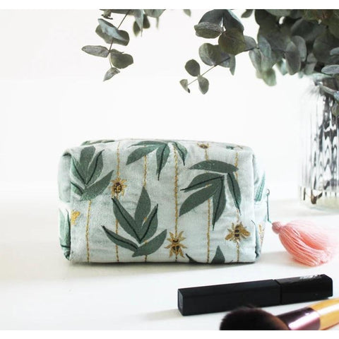 Eden Bee Cosmetic Bag (6015077253286)