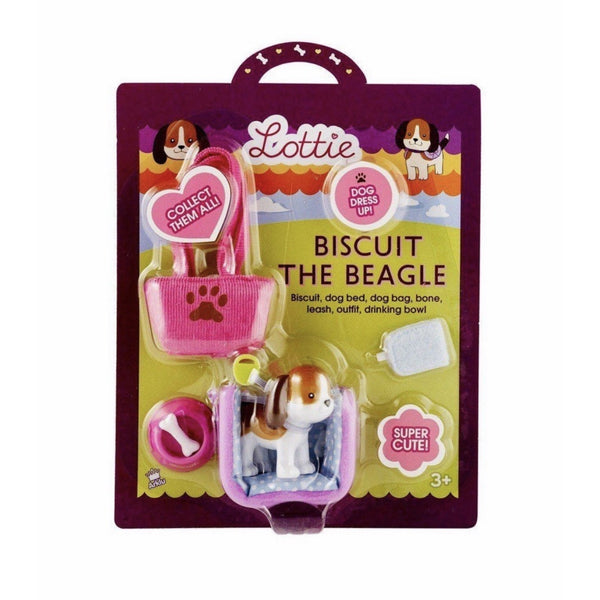 Lottie Doll Playset - Biscuit the Beagle (5912393908390)