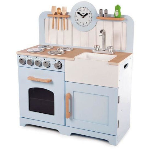Country Play Kitchen - Blue (6076871344294)