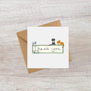 Lucy Driver Thank You Card (6087508820134)