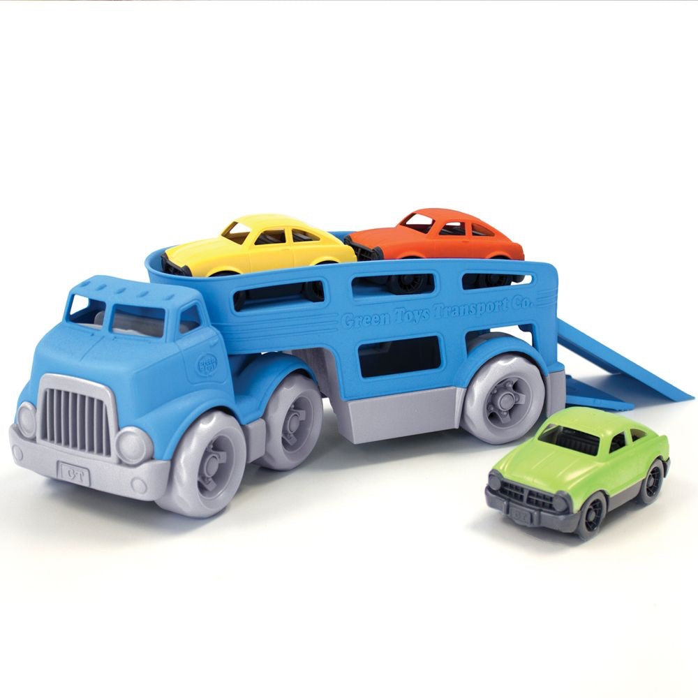 Green Toys Car Carrier (1511630110765)