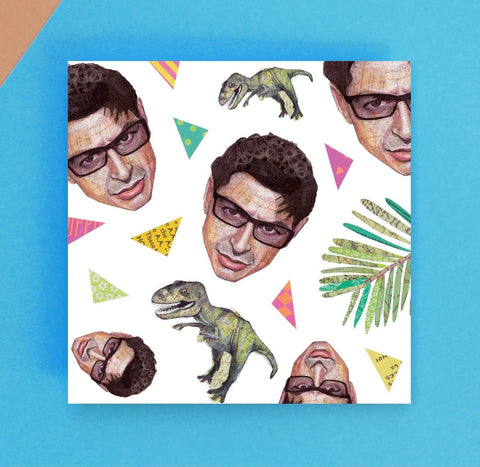 Jeff & Dinosaurs Card (6572892881062)