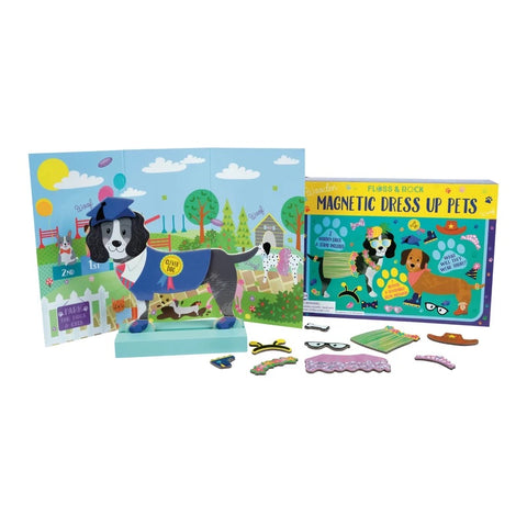 Floss & Rock Magnetic Dress Up Pets (6134601089190)