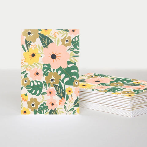 Flower Notecard Set (6087489421478)