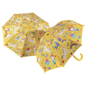 Floss and Rock Colour Changing Umbrella - Rainbow Fairy (5811489341606)