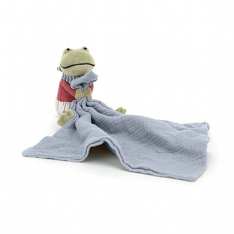 Jellycat Little Rambler Soother - Frog (6069488058534)