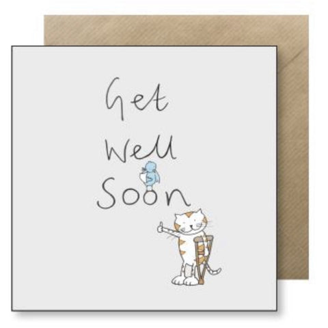 Lucy Driver Get Well Soon Card (6083452731558)
