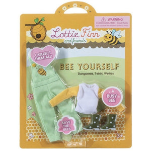 Lottie Doll Bee Yourself Outfit (5912318935206)