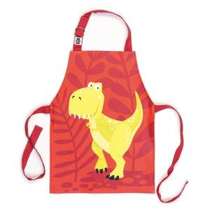 ThreadBear Designs Dinosaur Apron (5787313078438)