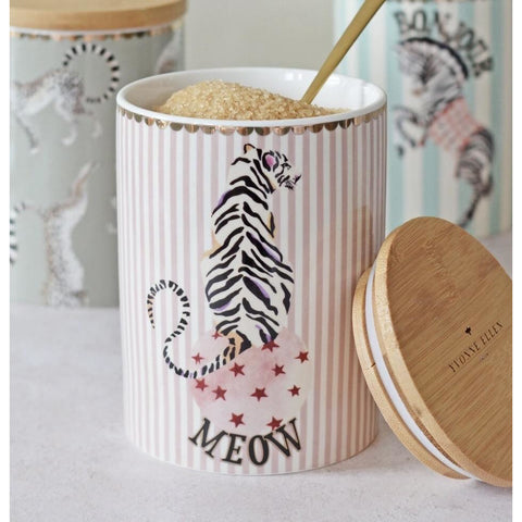 Yvonne Ellen Tiger Storage Jar (5600083607718)