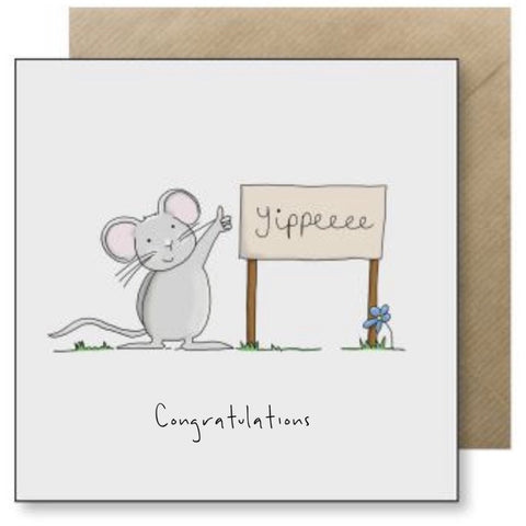 Lucy Driver Congratulations Card (6083459154086)
