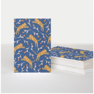 Tiger Notecard Set (6087494697126)