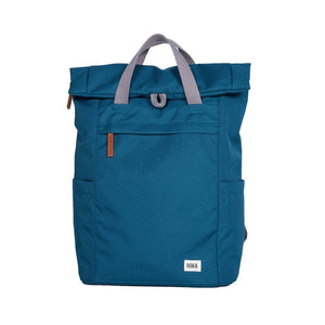 Roka London Sustainable Finchley Bag - Marine SMALL (4581504974980)
