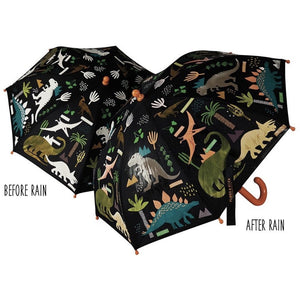 Floss and Rock Colour Changing Umbrella - Dinosaur (5811495076006)