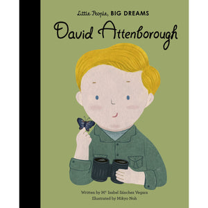 Little People Big Dreams - David Attenborough (6125522354342)