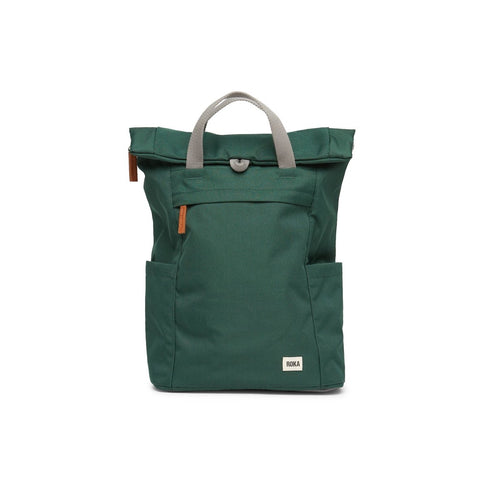 Finchley Sustainable Backpack - Forest (6616409473190)