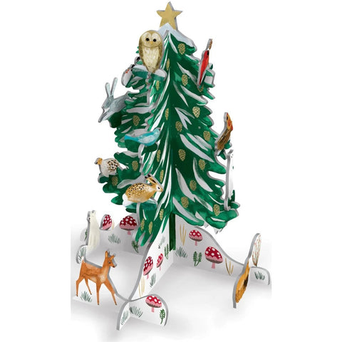 Christmas Conifer Pop & Slot Festive Scene (5943268573350)