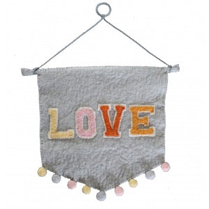 Pastel LOVE Wall Decoration (6561451114662)