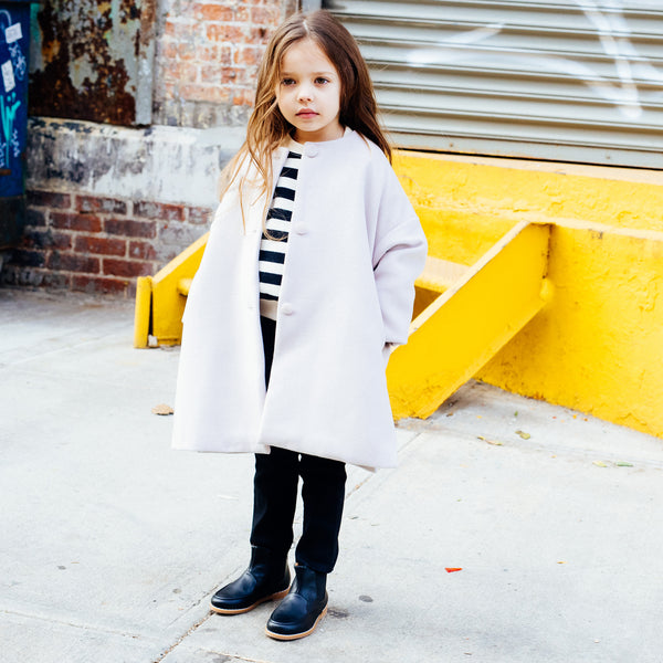 stylish Kids Cashmere love coat - Mondän