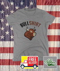 WOMEN'S BULLSHIRT T-SHIRT