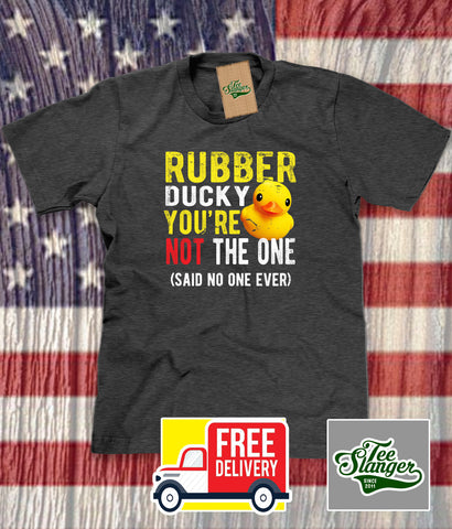 Funny Rubber Ducky T-shirt