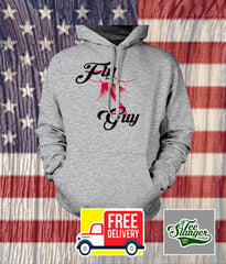 FLY GUY FISHING HOODIE